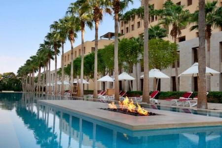 Dovolenka  - Jordánsko - Kempinski Hotel Ishtar Dead Sea
