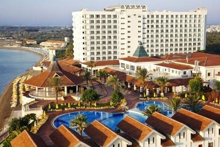 Dovolenka  - Cyprus - Salamis Bay Conti Resort