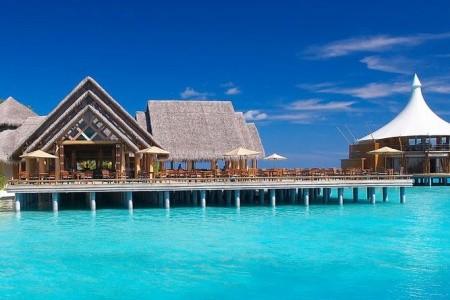 Dovolenka  - Maldivy - Baros Maldives