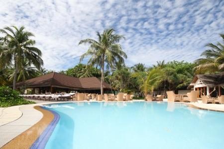Dovolenka  - Maldivy - Palm Beach Resort