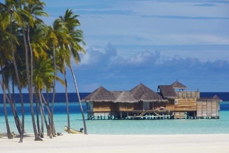 Dovolenka  - Maldivy - Gili Lankanfushi Maldives