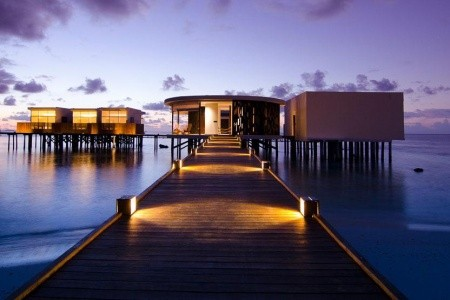 Dovolenka  - Maldivy - Jumeirah Dhevanafushi