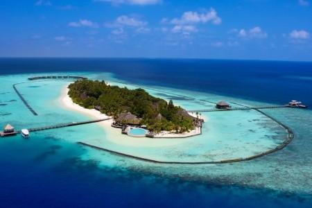 Dovolenka  - Maldivy - Komandoo Maldives Island Resort