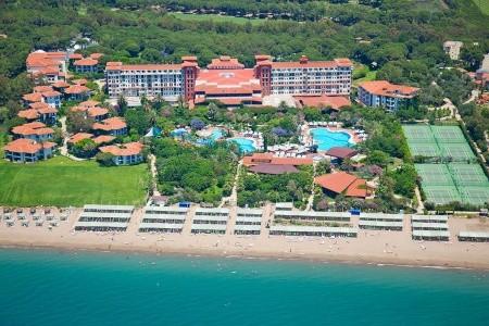 Dovolenka  - Turecko - Belconti Resort