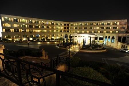 Dovolenka  - Malta - Grand Hotel Excelsior
