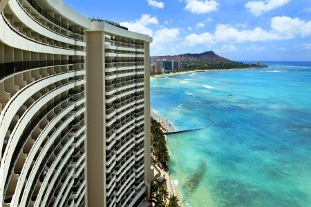 Dovolenka  - USA - Sheraton Waikiki