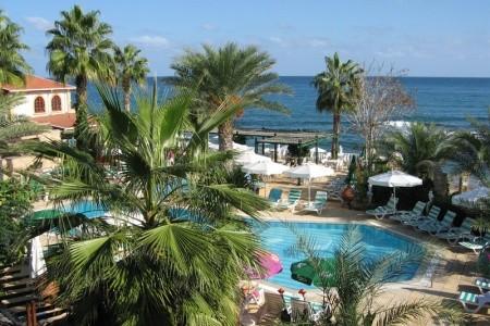 Dovolenka  - Cyprus - Topset Hotel