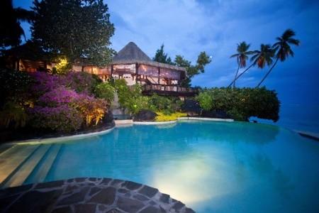 Dovolenka  - Cookove ostrovy - Pacific Resort Aitutaki, Aitutaki