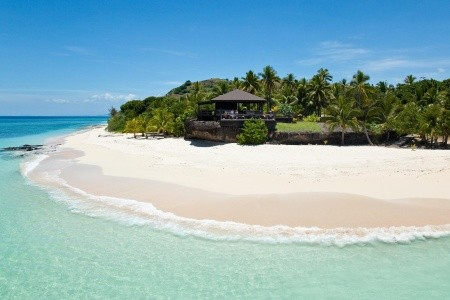 Dovolenka  - Fidži - Vomo Island Resort, Mamanuca
