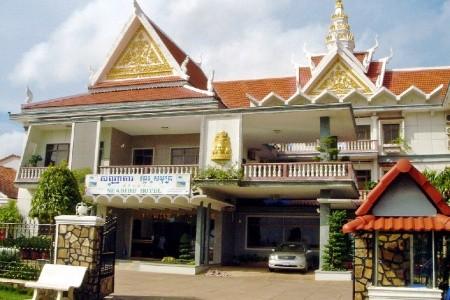 Dovolenka  - Kambodža - Angkor + pobyt na pláži