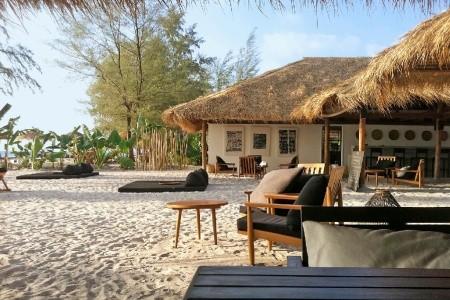 Dovolenka  - Kambodža - Tamu Eat & Sleep Otres Hotel
