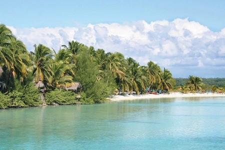 Dovolenka  - Cookove ostrovy - Aitutaki Lagoon Resort & Spa, Aitutaki