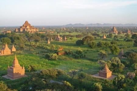 Dovolenka  - Barma - Best of Myanmar