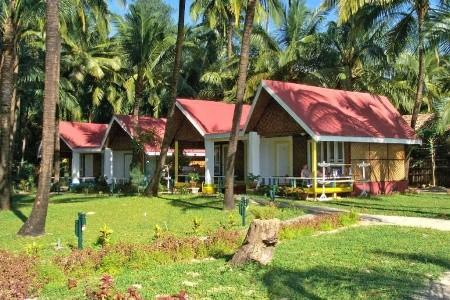 Dovolenka  - Barma - Chrámy i pláže Myanmaru