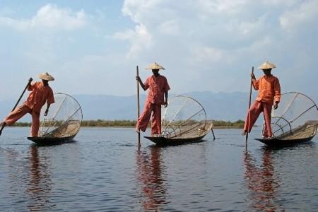 Dovolenka  - Barma - Skrytá tajemství Myanmaru