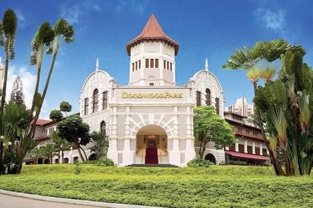 Dovolenka  - Singapúr - Goodwood Park Hotel