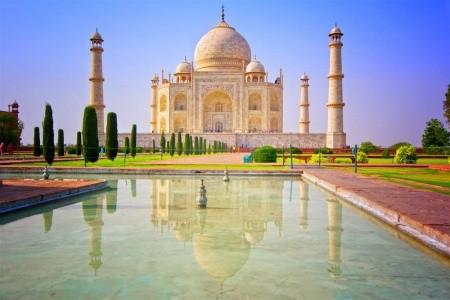 Dovolenka  - India - Zlatý Indický trojúhelník s návštěvou NP Ranthambore