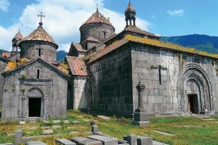Dovolenka  - Arménsko - Arménie a Gruzie