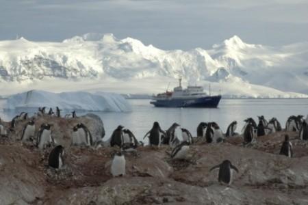 Dovolenka  - Antarktída - Překročení Polárního Kruhu, 15 Dní - Země Půlnočního Slunce