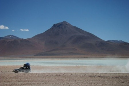 Dovolenka  - Chile - Patagonie Expres