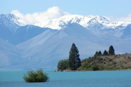 Dovolenka  - Nový Zéland - Krásy Nového Zélandu