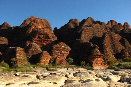 Dovolenka  - Austrália - Metropole a poušť