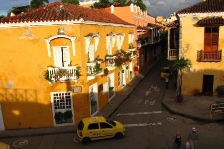 Dovolenka  - Kolumbia - Kolumbijské dobrodružství