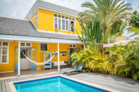 Dovolenka  - Curacao - Boutique Hotel ´t Klooster