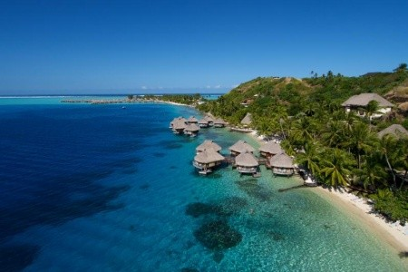 Dovolenka  - Francúzska Polynézia - Maitai Polynesia Bora Bora