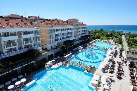 Dovolenka  - Turecko - Trendy Aspendos Beach *****