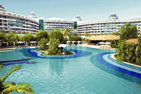 Dovolenka  - Turecko - Sueno Hotels Deluxe Belek
