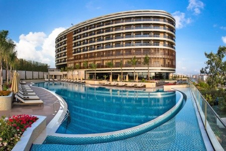 Dovolenka  - Turecko - Michell Hotel & Spa