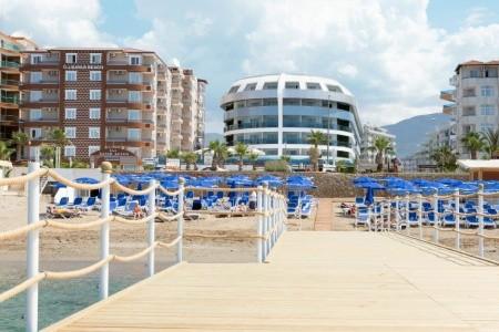 Dovolenka  - Turecko - Sunprime C-Lounge