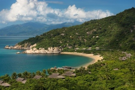 Dovolenka  - Vietnam - Six Senses Ninh Van Bay