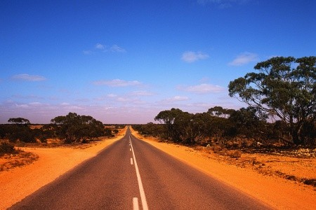 Dovolenka  - Austrália - KRÁSY AUSTRÁLIE