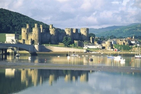 Dovolenka  - To nejlepší z Walesu a západní Anglie (autobusem)