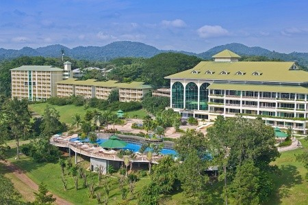 Dovolenka  - Panama - Gamboa Rainforest