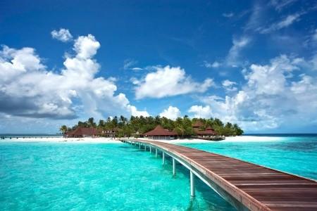 Dovolenka  - Maldivy - Diamonds Thudufushi Beach & Water Villas