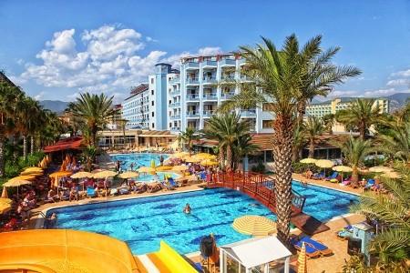 Dovolenka  - Turecko - Hotel Caretta Beach