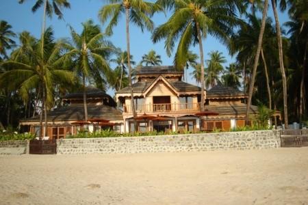 Dovolenka  - Barma - Yoma Cherry Lodge