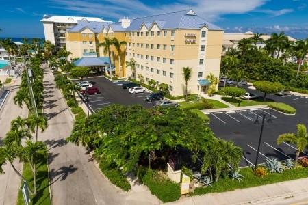 Dovolenka  - Kajmanské ostrovy - Comfort Suites, Grand Cayman