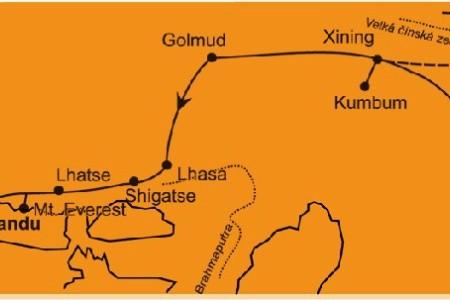 Nepál A Trek V Himálaji