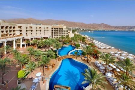 Dovolenka  - Jordánsko - Intercontinental Aqaba Resort