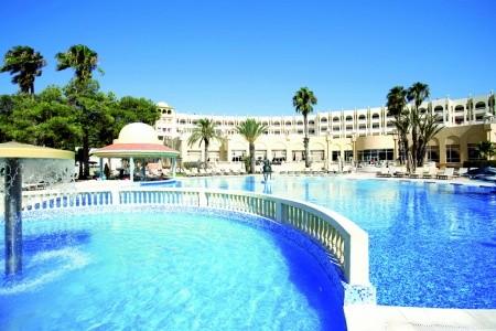 Dovolenka  - Tunisko - Steigenberger Palace Hammamet