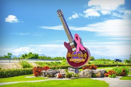 Dovolenka  - Dominikánska republika - Hard Rock Hotel & Casino Punta Cana