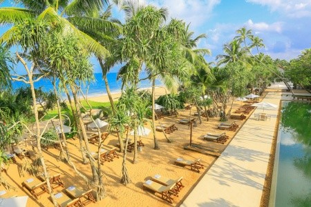 Dovolenka  - Srí Lanka - Pandanus Beach Resort And Spa