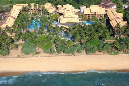 Dovolenka  - Srí Lanka - ROYAL PALMS BEACH HOTEL