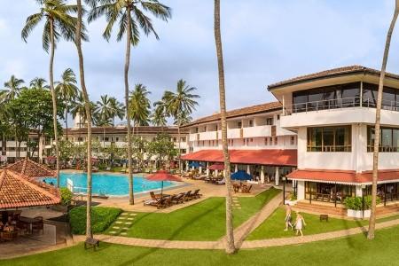 Dovolenka  - Srí Lanka - Tangerine Beach Hotel