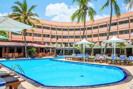 Dovolenka  - Srí Lanka - Paradise Beach Hotel