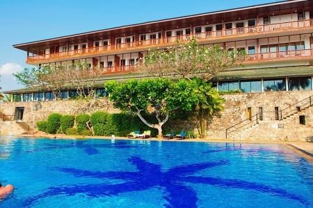 Dovolenka  - Srí Lanka - Bentota Beach Hotel, Bentota